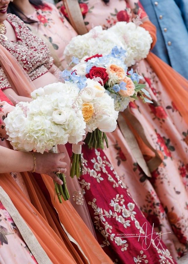 bridesmaid, bridesmaid bouquets, bridal party