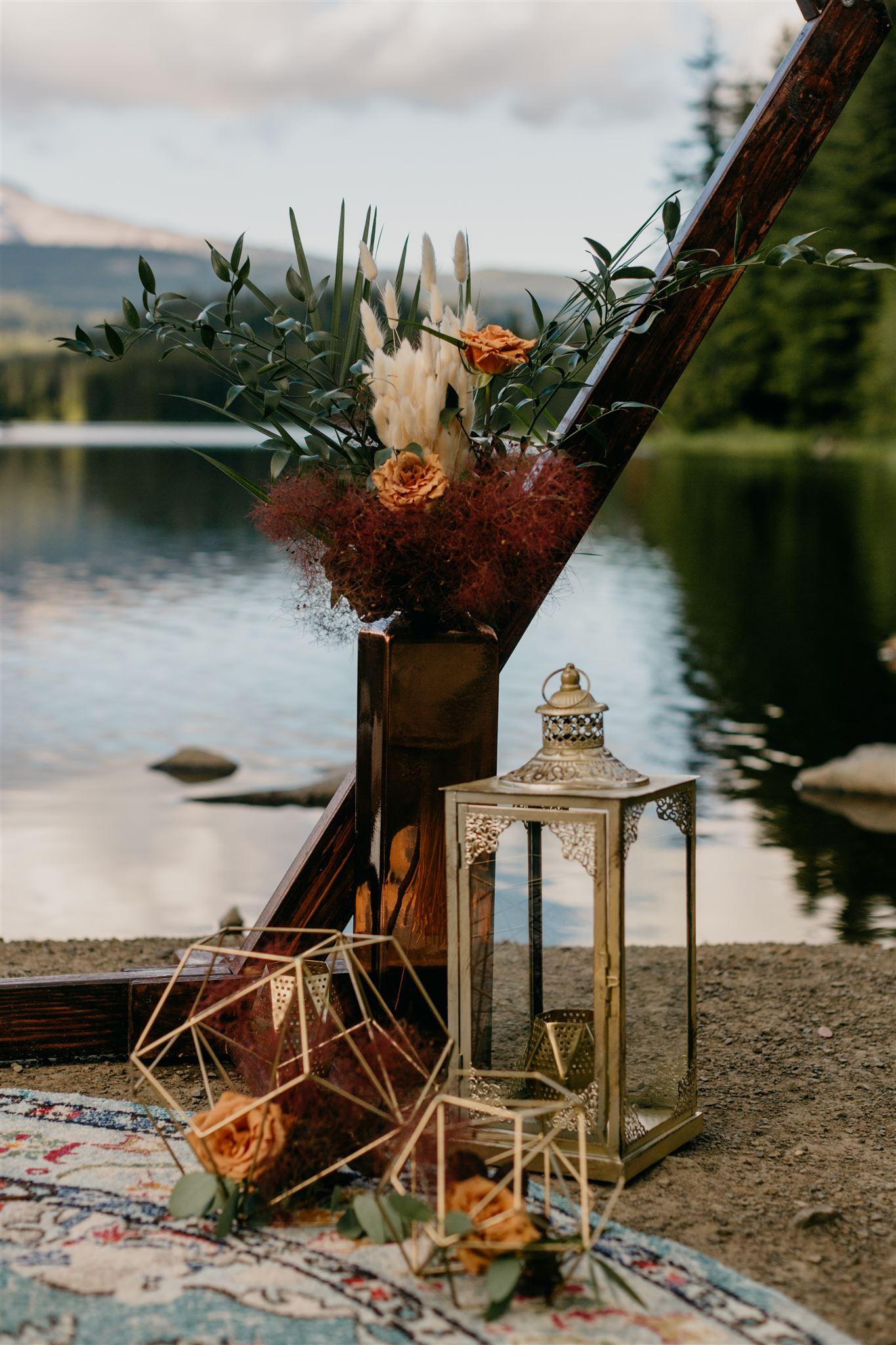 lanterns, wedding lanterns, terrariums, geometric terrariums, boho style, boho home decor, wedding details
