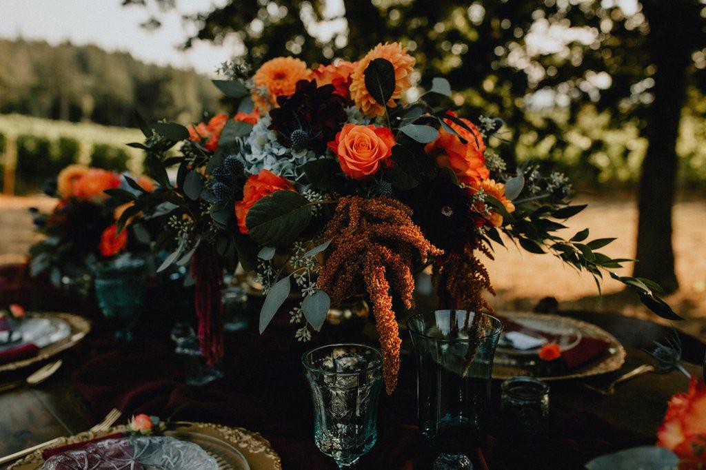 Intimate Eola Hills Wedding ~ Grace & Taylor