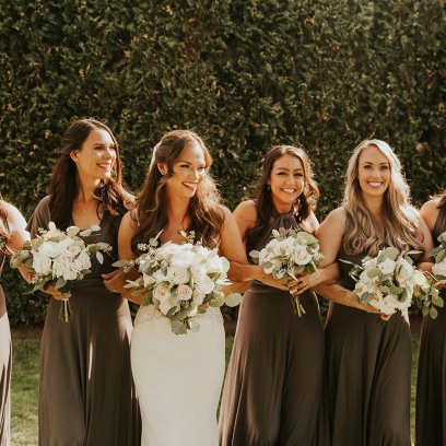 Classic and Romantic Wedding at a Portland, Oregon Country Club