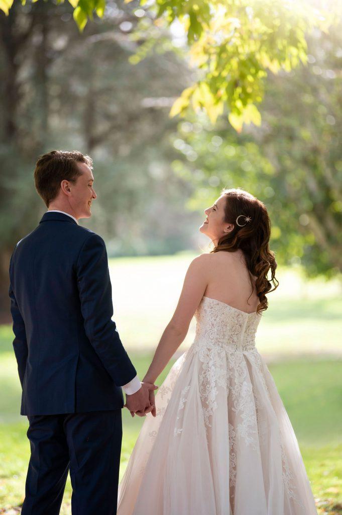 bride and groom, oregon wedding, portland wedding,