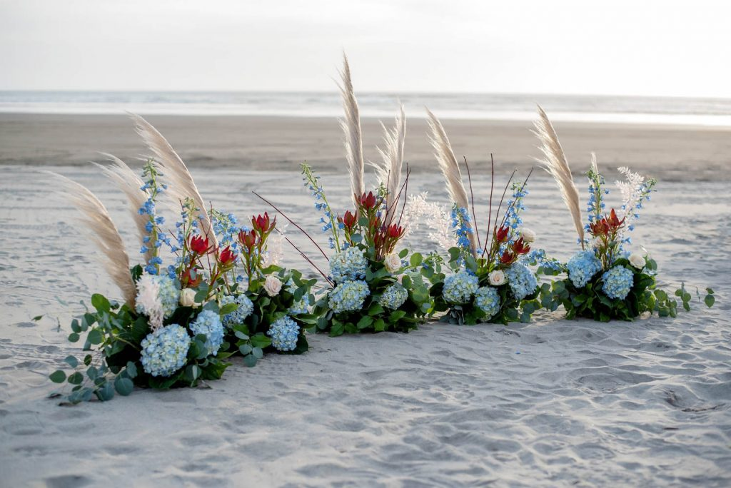 on the ground floral installation, on the ground altar installation, wedding altar installation, wedding arbor installation, floral install, floral installation, wedding install, wedding installation, oregon wedding flowers, oregon wedding florist, portland wedding flowers, portland wedding florist